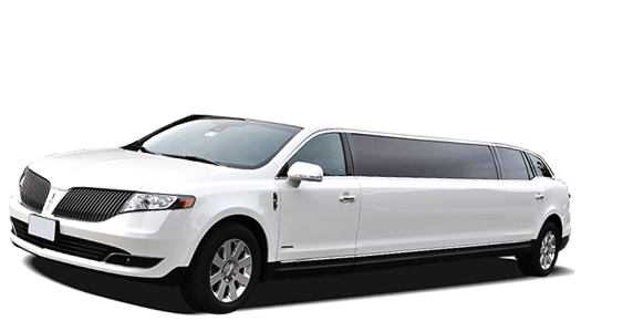 Houston Limo Service - Stretch Lincoln MKT white 2016