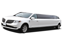 Stretch Lincoln MKT white 2016